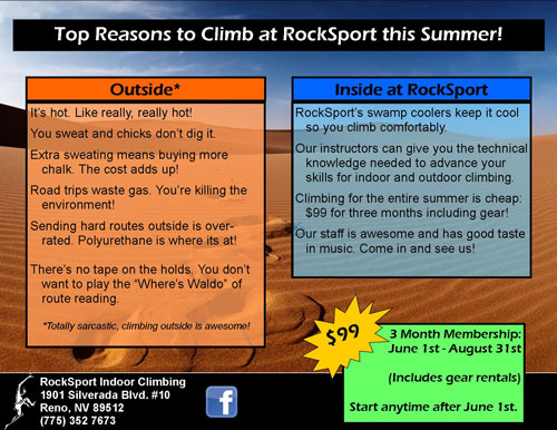 2014 SUMMER MEMBERSHIP FOR $99
