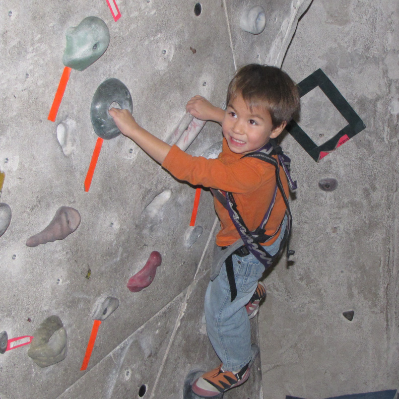 Kids Birthday Parties RockSport Reno Climbing