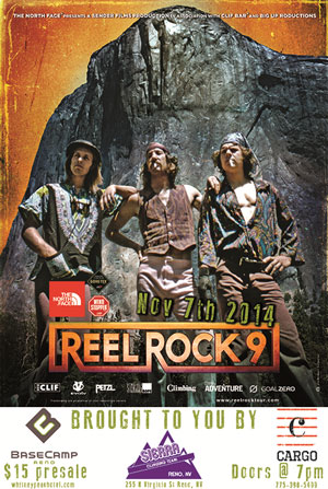 Reel Rock 9 Reno